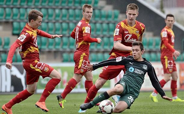 Молодежка «Арсенала» обыграла «Краснодар»