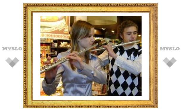 """""""Слобода"""" подарила тулякам вечер классической музыки"""