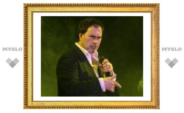 Валерий Меладзе устроил в Туле аукцион