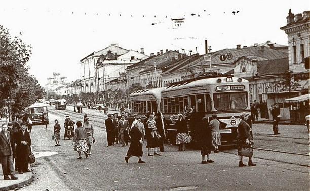 Илья Варламов предложил Туле вернуть трамвай на проспект Ленина