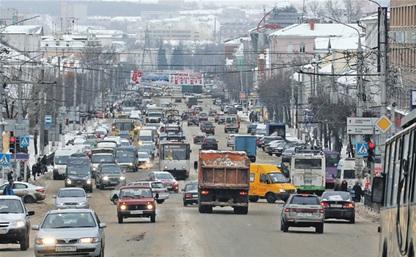 Дороги и транспорт Тулы в цифрах и фактах
