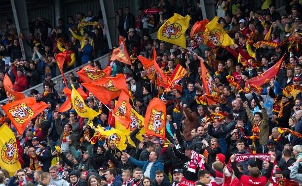 Фанаты «Арсенала» поддержали команду перед матчем со «Спартаком»: видео