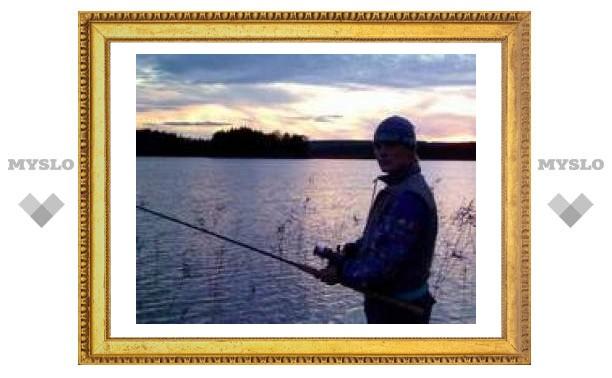 В Туле запретили рыбалку