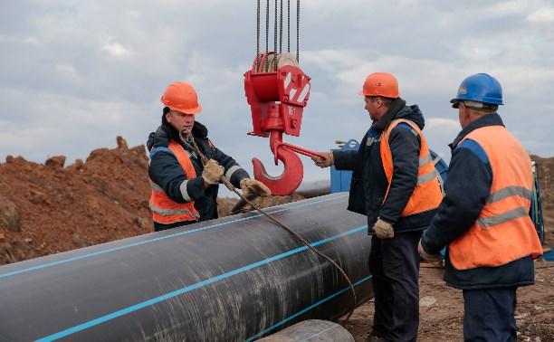 Ремонт на Медвенско-Осетровском водозаборе завершится 15 октября