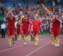 Тульский «Арсенал» сохранил лидерство в турнире
