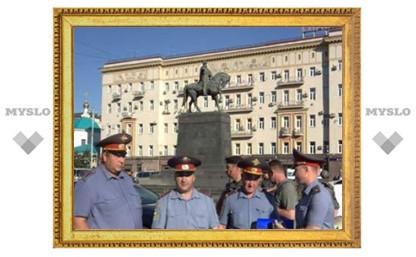 """Власти Москвы запретили проведение """"Дня гнева"""" перед мэрией"""