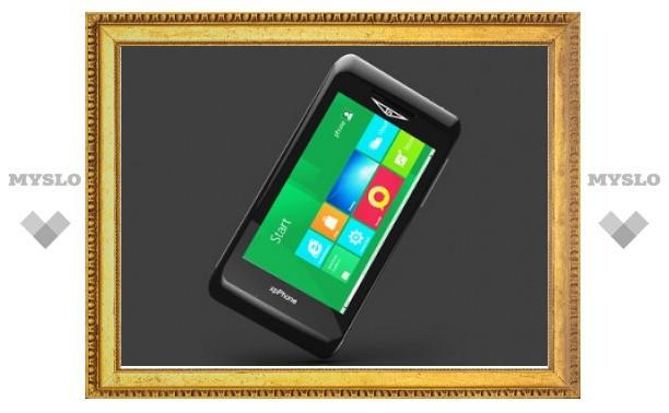 Китайцы анонсировали смартфон на Windows 8