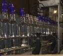В Тульской области закрыли два подпольных завода по производству водки