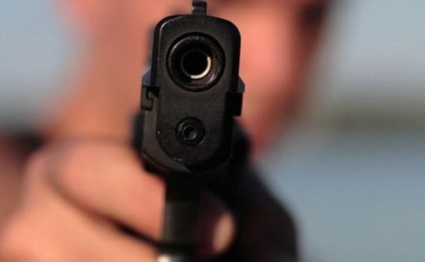 На улице Халтурина обнаружен труп мужчины с огнестрельными ранениями