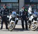 За неделю сотрудники мотогруппы ГИБДД задержали 9 мотоциклистов-нарушителей