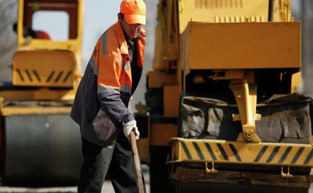 Материалы для ремонта дорог в области заказали на Украине