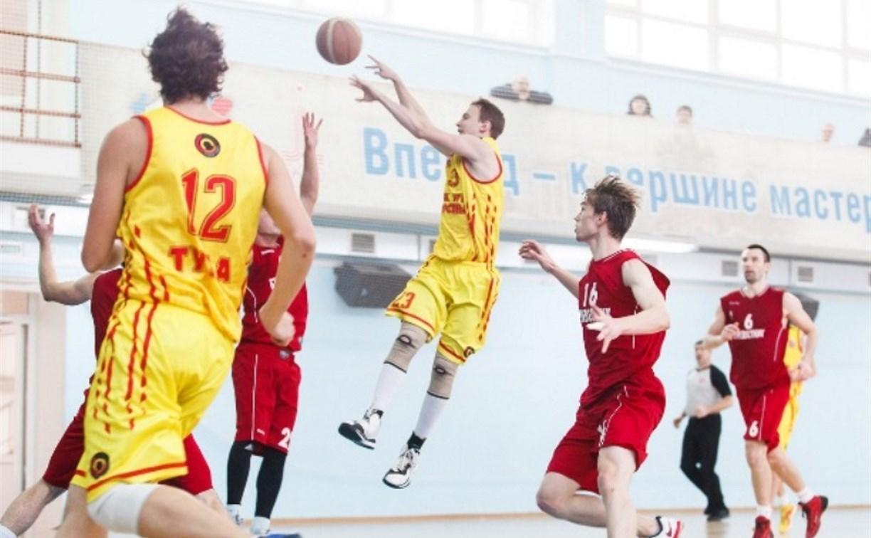 Баскетболисты тульского «Арсенала» сыграют со ставропольским «Динамо»