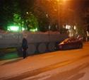 В Туле автоледи влетела под грузовик с кирпичами