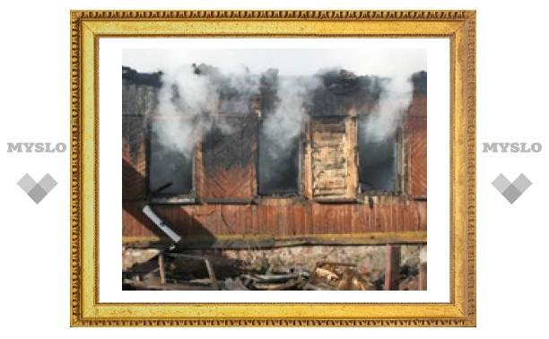 Туляки сгорели заживо из-за похолодания