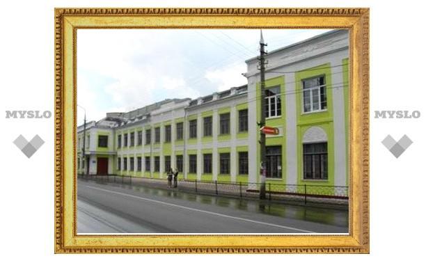 Тульскую гимназию закрыли на 60 дней