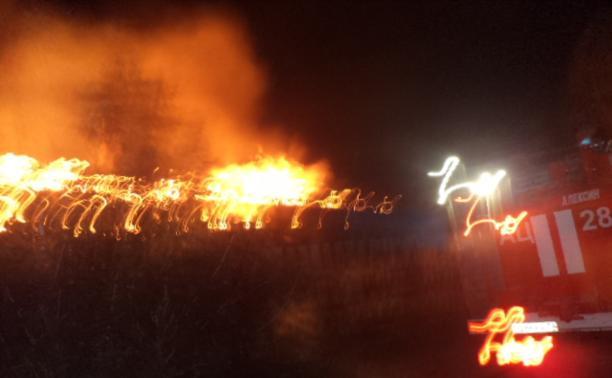 В Алексине мужчина погиб под колёсами пожарной машины
