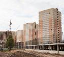 Жилой комплекс «Вертикаль»:  три дома готовятся к сдаче