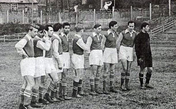 Тульскому футболу — 105 лет