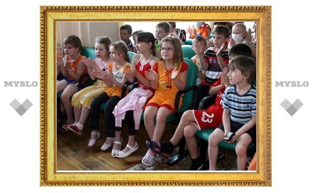 Сбербанк и «Слобода» подарили детям сказку