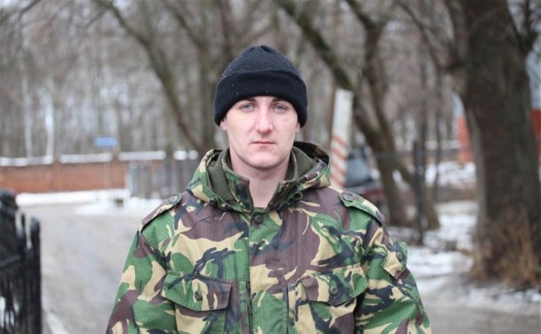 Тульский спецназовец спас жизнь раненому мужчине