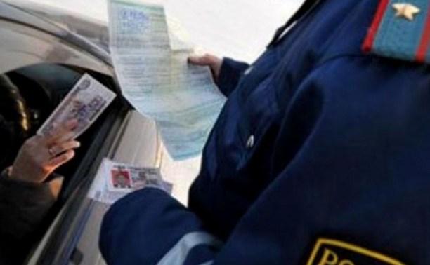 Тульский инспектор ДПС попал под суд за взятку