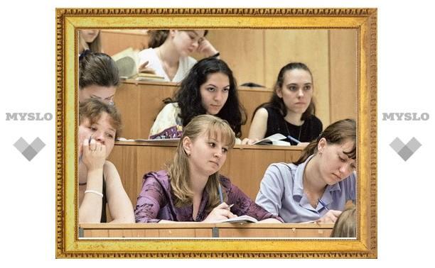 Четверть доходов бюджета области за 2010 год направлена на развитие образования
