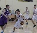 Тульские студенты определили сильнейшую баскетбольную команду