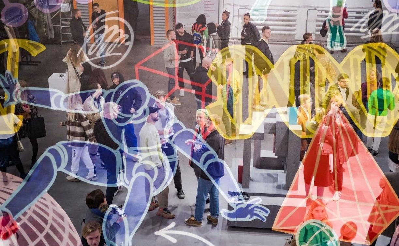 В тульской «Октаве» начала работу выставка о стрит-арте «Открытый микрофон»: фоторепортаж