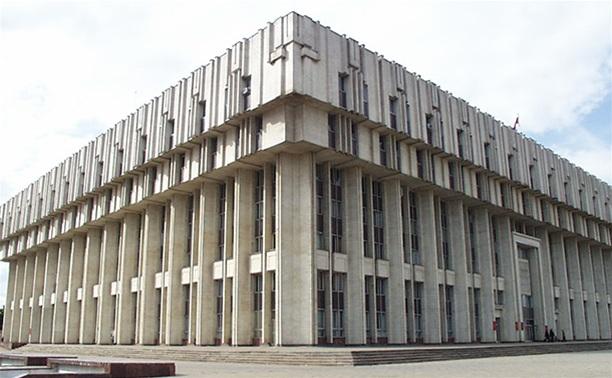 Тульская городская Дума объявила о самороспуске