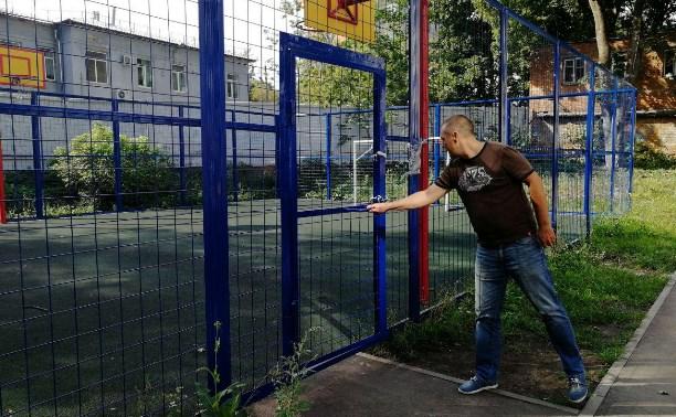 Соседские войны в Туле: могут ли ваши дети играть на чужой детской площадке?