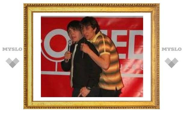 Гламурная вечеринка Comedy Club Tula Style