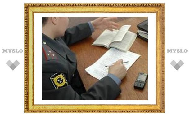 """В Тульской области поймали """"мобильного"""" вора"""