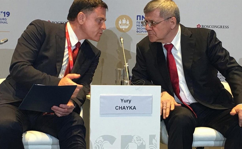 На ПМЭФ-2019 обсудили защиту прав инвесторов