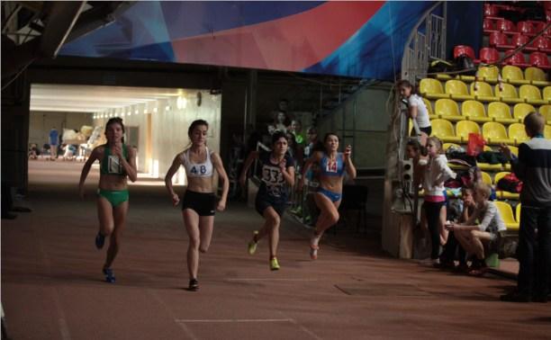 Тульские легкоатлеты выявят лучших в эстафете