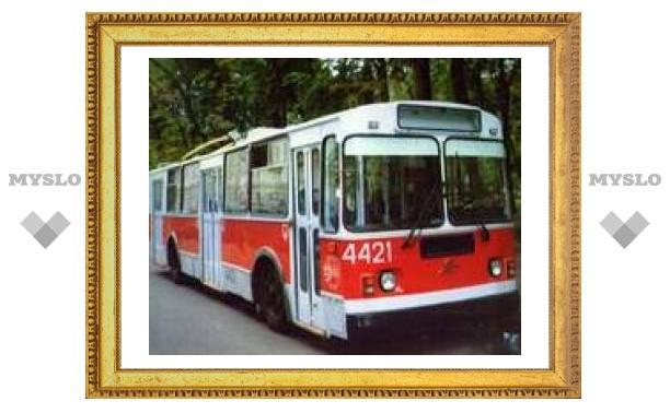 В октябре в Пролетарском районе будет троллейбус