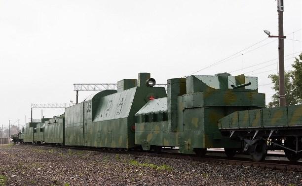 Музей военной истории Тульского края приглашает туляков на «Рельсы победы»