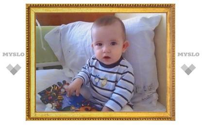 Туляки, помогите маленькому Паше Баулину!