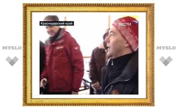 """Медведев одобрил подачу иска против """"Нафтогаза Украины"""""""