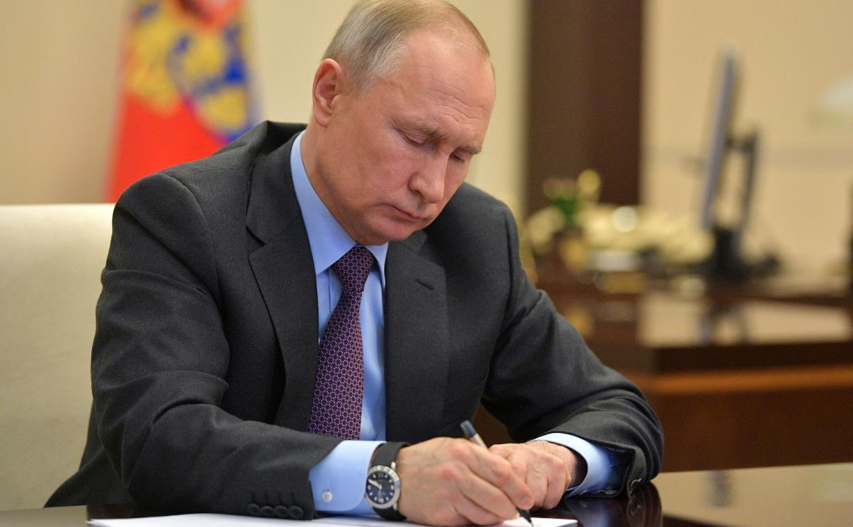 Владимир Путин присвоил почетное звание начальнику дубенского Центра занятости