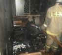 При пожаре в Туле погиб человек