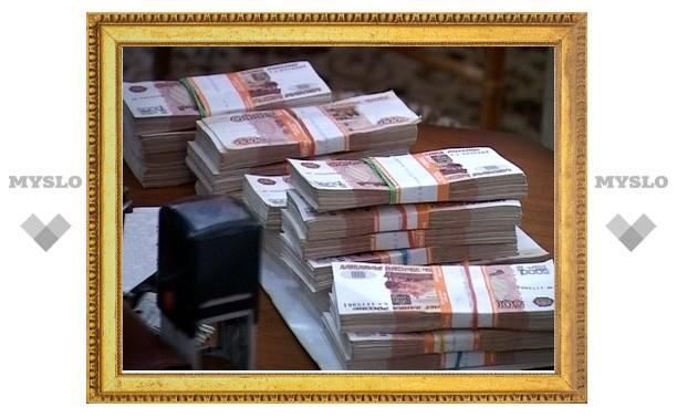 В Туле пресечена попытка самого крупного из выявленных в России коммерческих подкупов