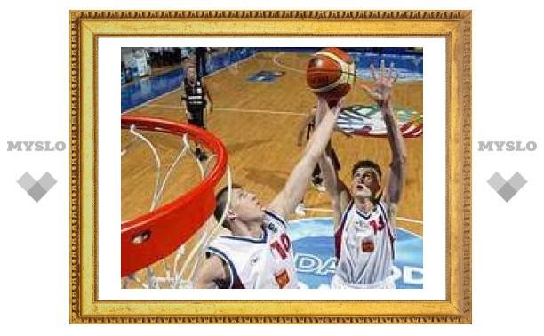 Россия с победы стартовала на Евробаскете-2007