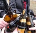 За неделю полиция оштрафовала 770 туляков за распитие алкоголя в общественных местах