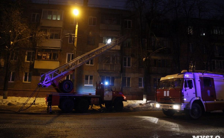 При пожаре в доме на ул. 9 Мая погибла пенсионерка