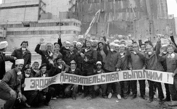 В Киреевске увековечили память о ликвидаторах аварии на Чернобыльской АЭС