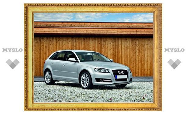 Долги по кредиту обошлись туляку в Audi A3