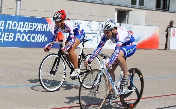 Тульские велогонщики завершили чемпионат мира по велоспорту с двумя медалями