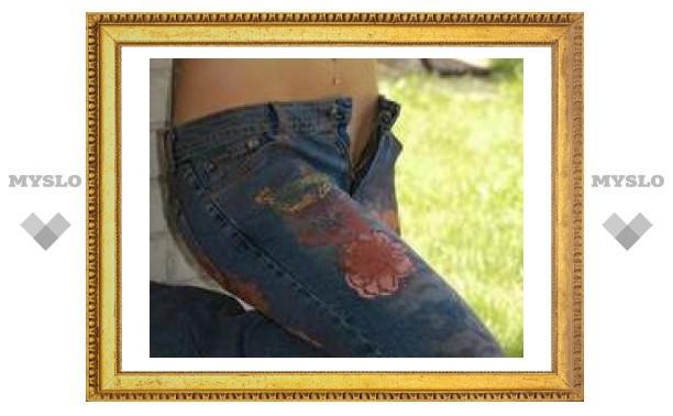 Тульские таможенники арестовали контрабандные джинсы