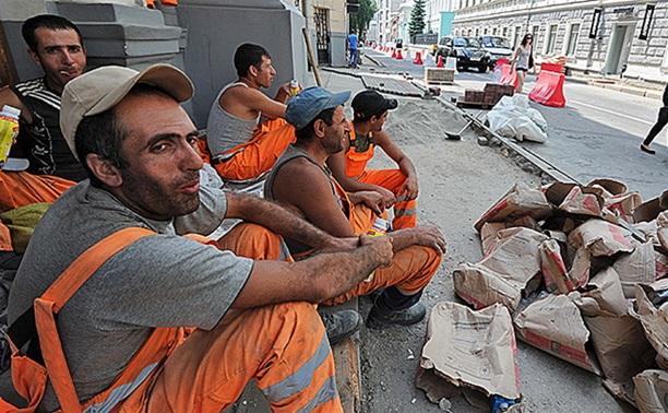 В 2013 году в Тульскую область приехали работать более 108 тысяч мигрантов