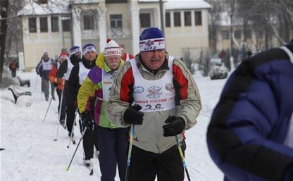 В феврале в Туле пройдёт «Лыжня России»